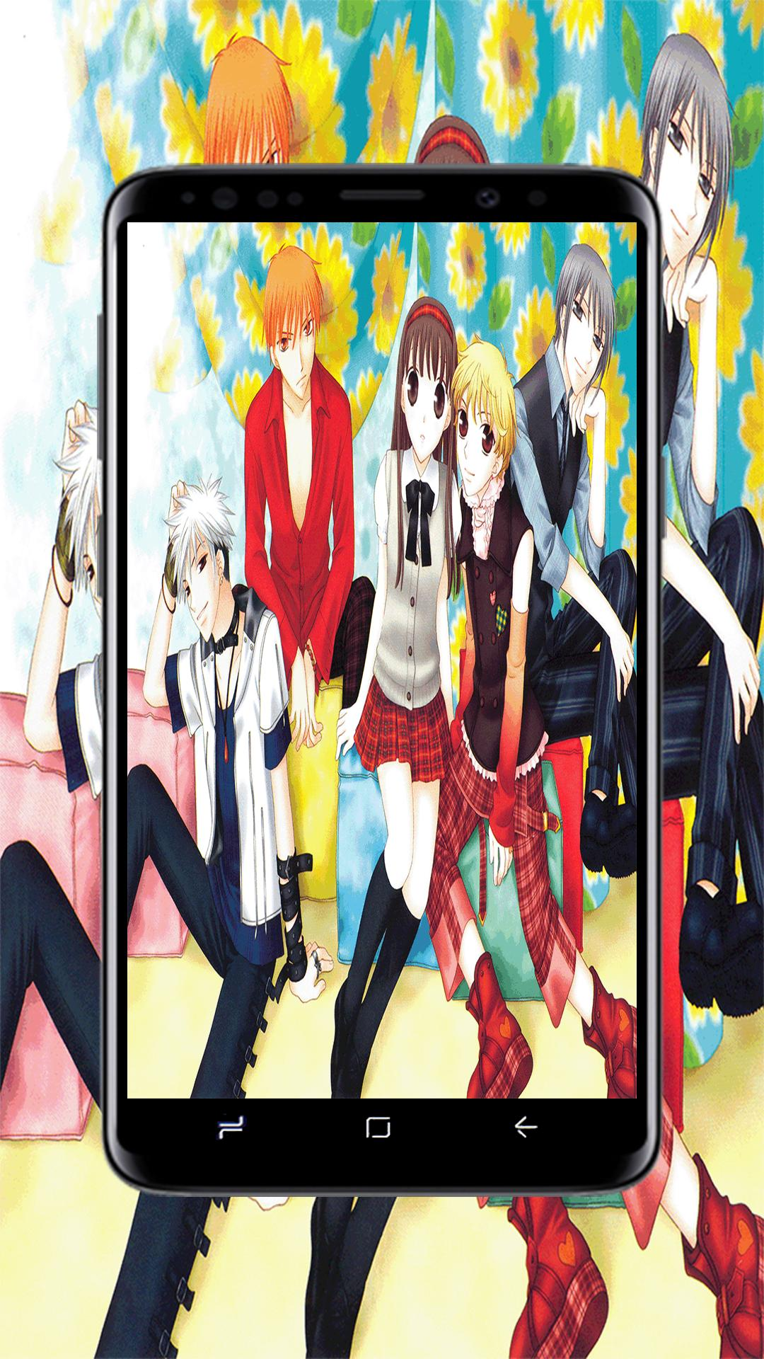 Fruits Basket Wallpapers For Android Apk Download