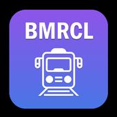 BMRCL Bangalore Metro icon