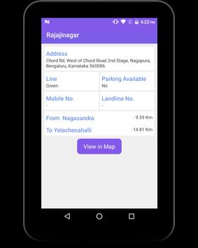 BMRCL Bangalore Metro screenshot 11