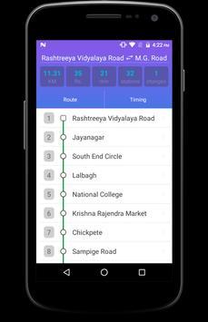 BMRCL Bangalore Metro screenshot 2