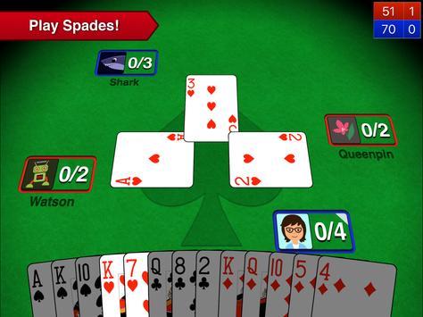 Spades + screenshot 5