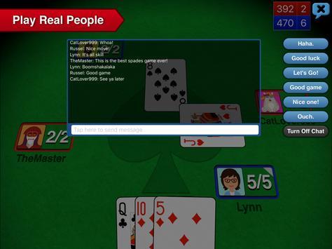 Spades + screenshot 9
