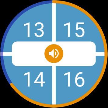 Permainan matematik: aritmetik, matematik mental syot layar 12