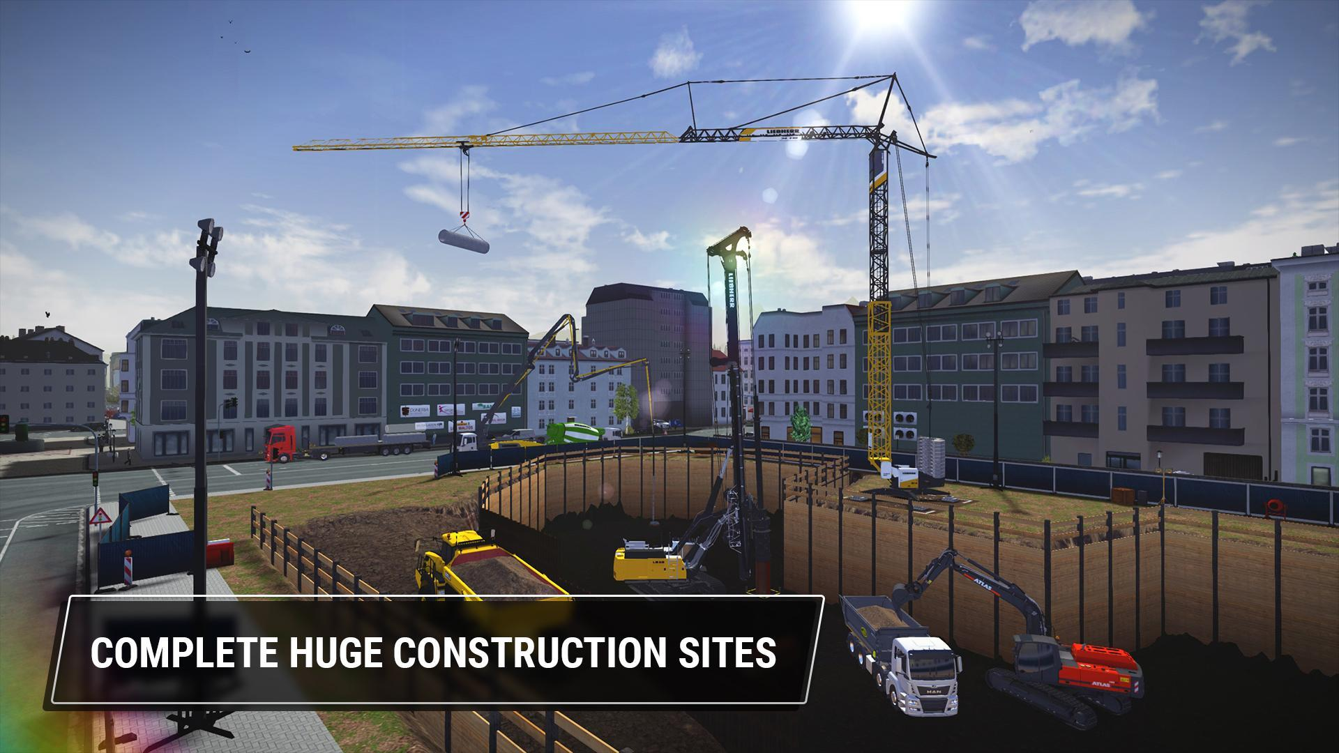 Construction Simulator 3 Lite for Android - APK Download