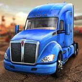 Truck Simulation 19 ícone