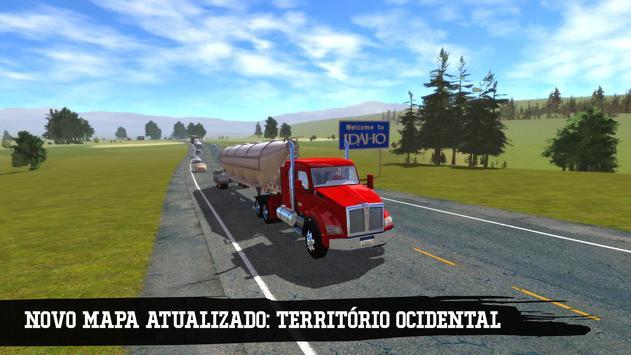 Truck Simulation 19 Cartaz