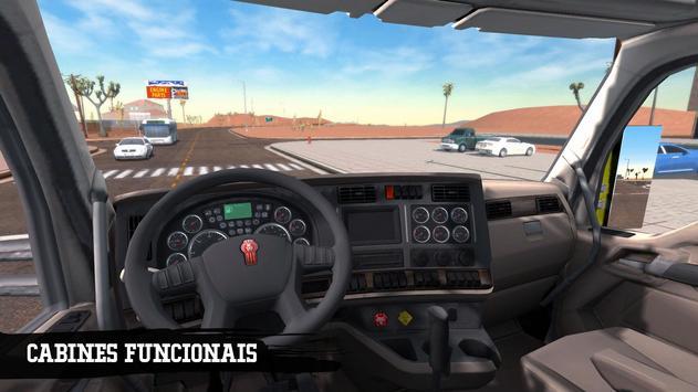 Truck Simulation 19 imagem de tela 13
