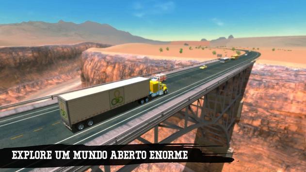 Truck Simulation 19 imagem de tela 17