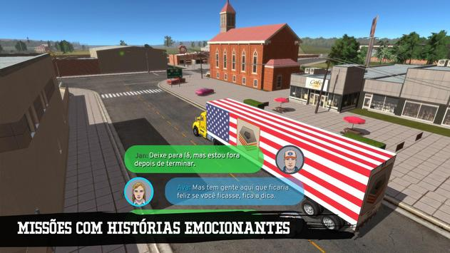 Truck Simulation 19 imagem de tela 14
