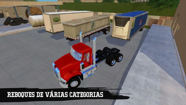 Truck Simulation 19 imagem de tela 15