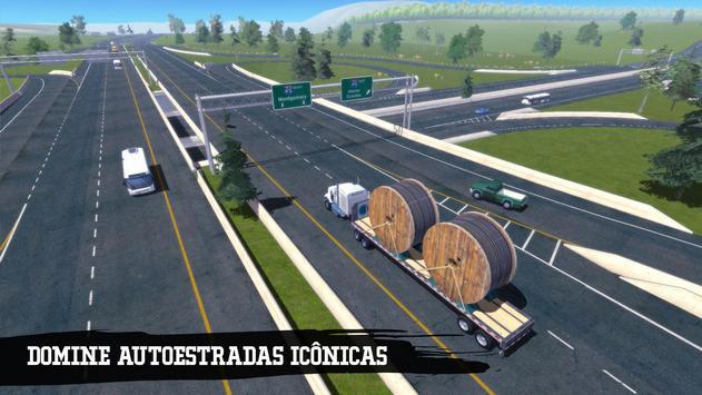Truck Simulation 19 imagem de tela 3