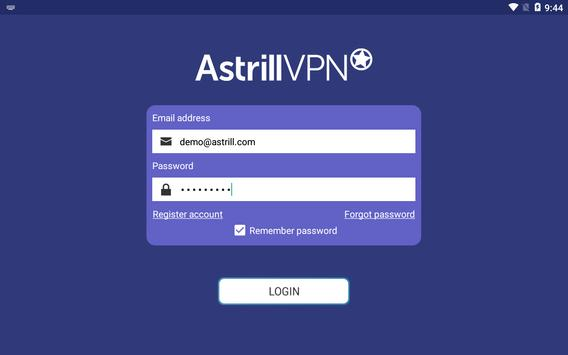 Astrill VPN screenshot 6