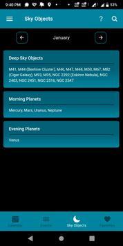 AstroCalendar screenshot 3