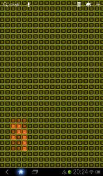 Nerds Binary LED Clock LWP screenshot 5