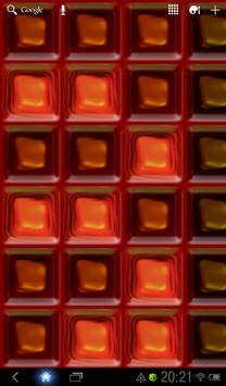Nerds Binary LED Clock LWP screenshot 7