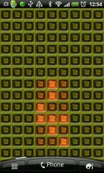 Nerds Binary LED Clock LWP poster