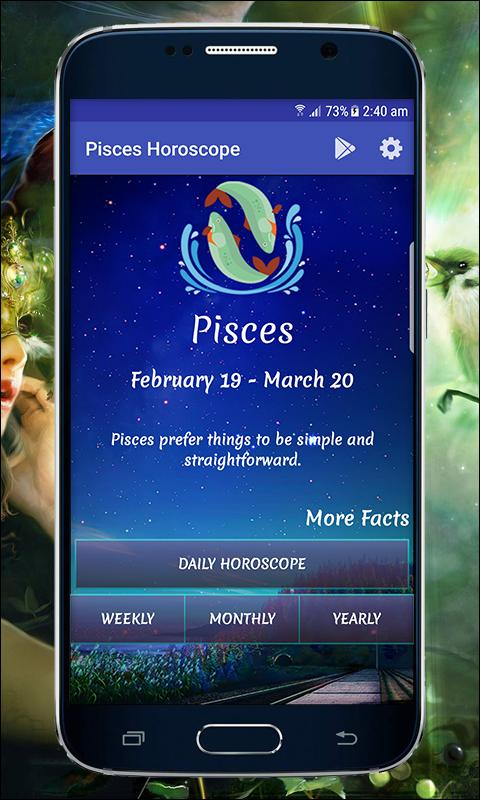 Pisces ♓ Daily Horoscope 2019 for Android - APK Download