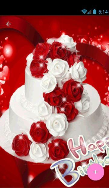 بطاقات تهاني عيد ميلاد سعيد Gif For Android Apk Download