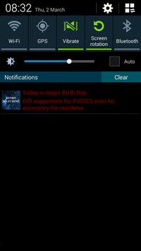 Astro Match & Birthday Reminder screenshot 6