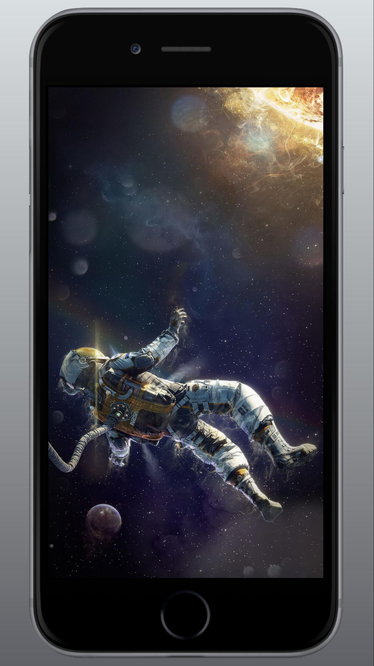 Astronaut Wallpaper 3d 4k For Android Apk Download