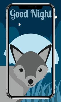 Cute Animals Card Wallpaper screenshot 6