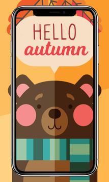 Cute Animals Card Wallpaper screenshot 7