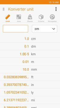 Kalkulator – Widget dan Apung screenshot 1