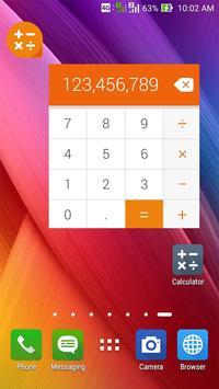 Kalkulator – Widget dan Apung screenshot 6