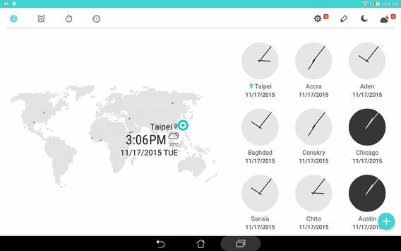 ASUS Digital Clock & Widget скриншот 7