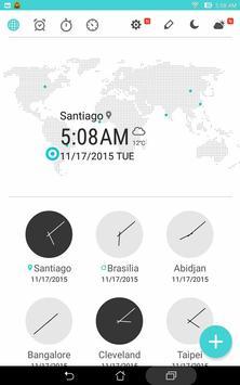 ASUS Digital Clock & Widget скриншот 8