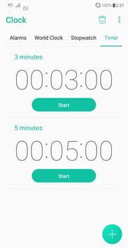 ASUS Digital Clock & Widget скриншот 3