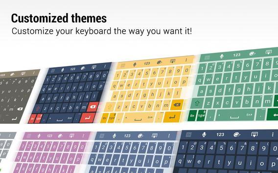 ZenUI 键盘&输入法 截图 13