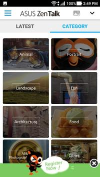 ASUS ZenTalk Community screenshot 5