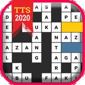 TTS Asli - Teka Teki Silang Pintar 2020 Offline icon