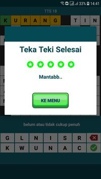 TTS Asli - Teka Teki Silang Pintar 2020 Offline screenshot 5