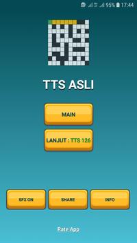 TTS Asli - Teka Teki Silang Pintar 2020 Offline poster