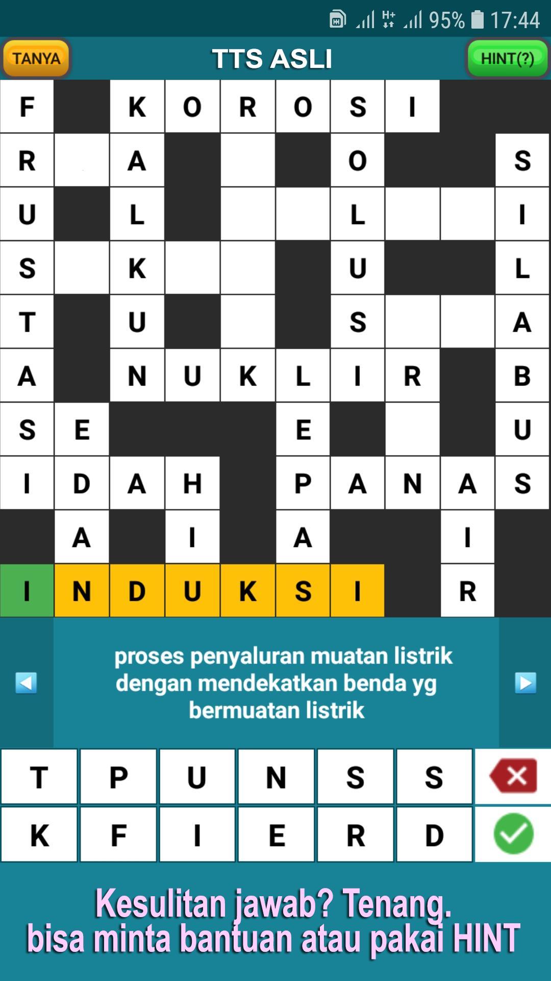 Tts Asli Teka Teki Silang Pintar 2020 Offline For Android Apk Download