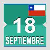 Chile Calendario 2020 icon