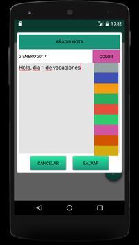 Chile Calendario 2020 screenshot 1