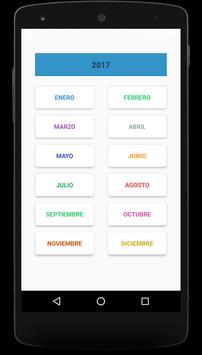 Chile Calendario 2020 screenshot 4