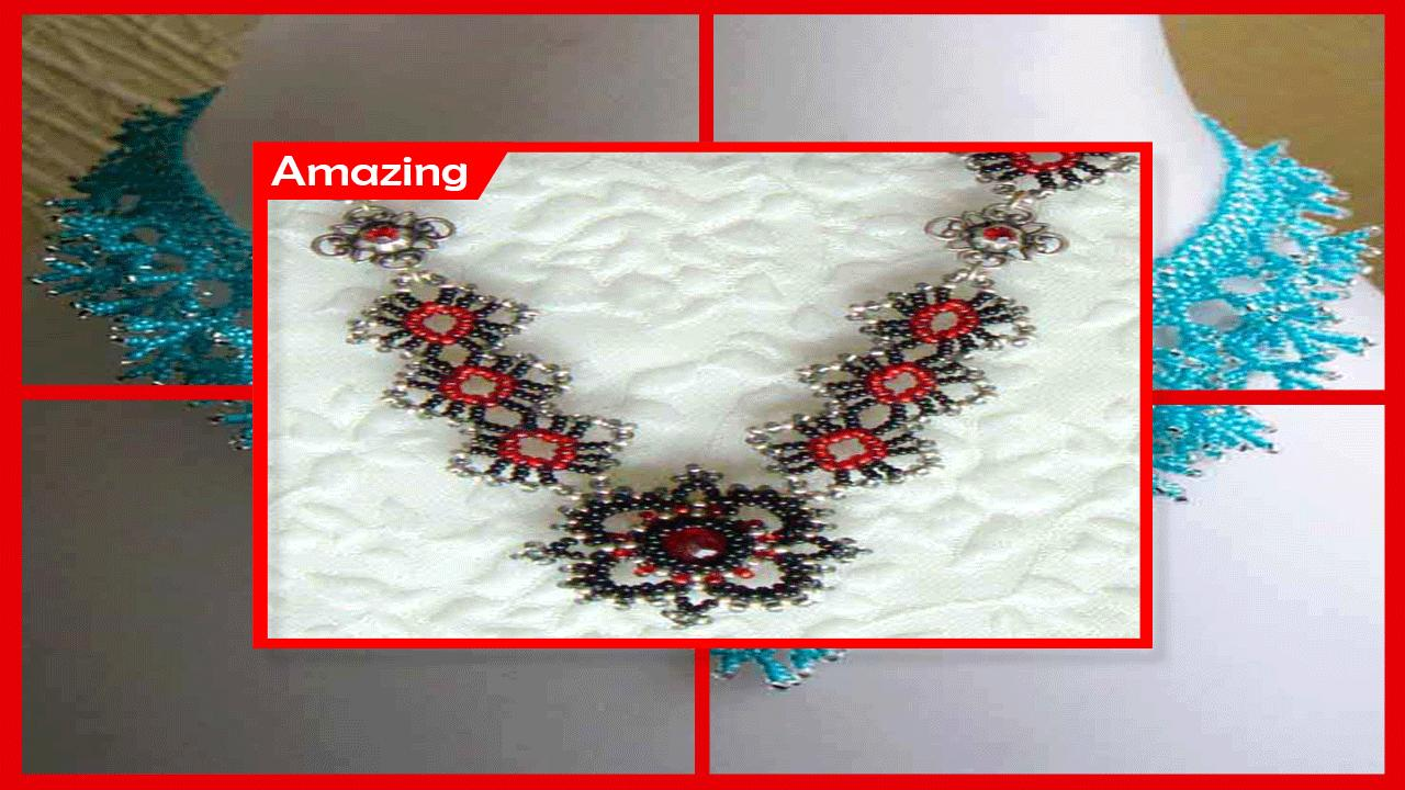 Bead Necklace Patterns Ideas for Android - APK Download