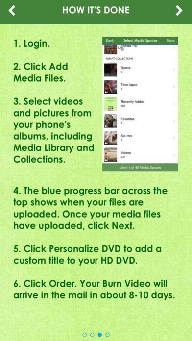 Burn Video -Your Videos on DVD for Android - APK Download