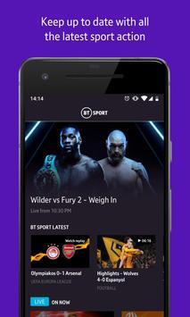BT Sport screenshot 2