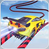 Crazy GT Car Stunts Simulator: Ramp Car Stunts icon