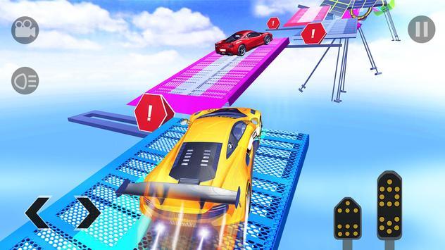 Crazy GT Car Stunts Simulator: Ramp Car Stunts screenshot 10