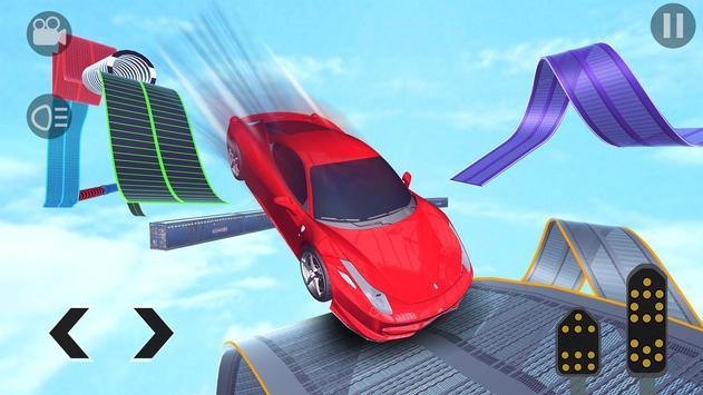 Crazy GT Car Stunts Simulator: Ramp Car Stunts screenshot 15