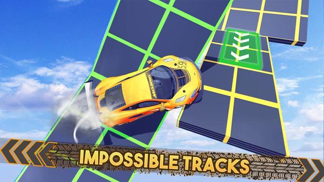 Crazy GT Car Stunts Simulator: Ramp Car Stunts screenshot 17