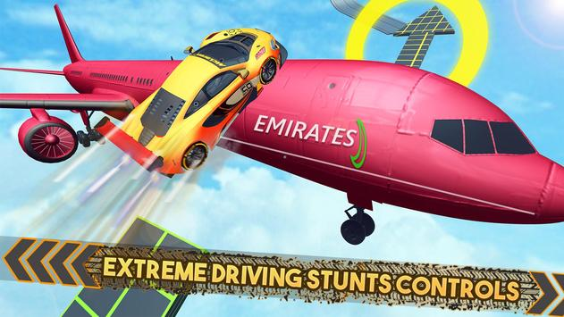 Crazy GT Car Stunts Simulator: Ramp Car Stunts screenshot 1