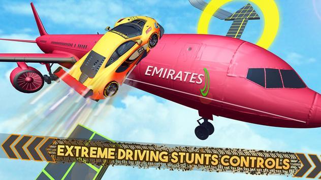 Crazy GT Car Stunts Simulator: Ramp Car Stunts screenshot 7