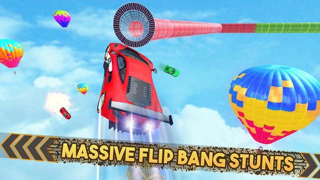 Crazy GT Car Stunts Simulator: Ramp Car Stunts screenshot 8